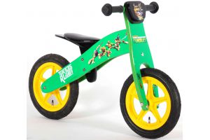Teenage Mutant Ninja Turtles houten loopfiets 12 inch