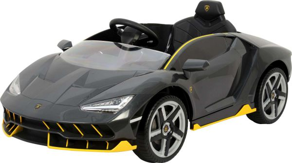Lamborghini Centenario - Grijs - Elektrische Auto -  met Afstandsbediening - 12 Volt